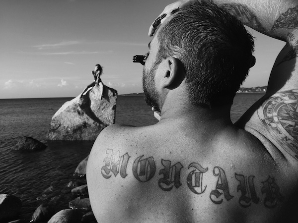 James Katsipis shooting Montauk Mermaids